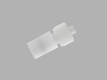 Male Luer lock to Tuohy-Borst adapter