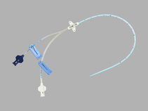 Central Venous Catheter Sets and Trays Double Lumen – Polyurethane