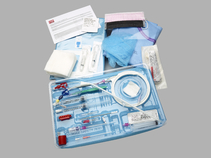 Tray - Cook Turbo-Flo® HD Acute Hemodialysis Catheter