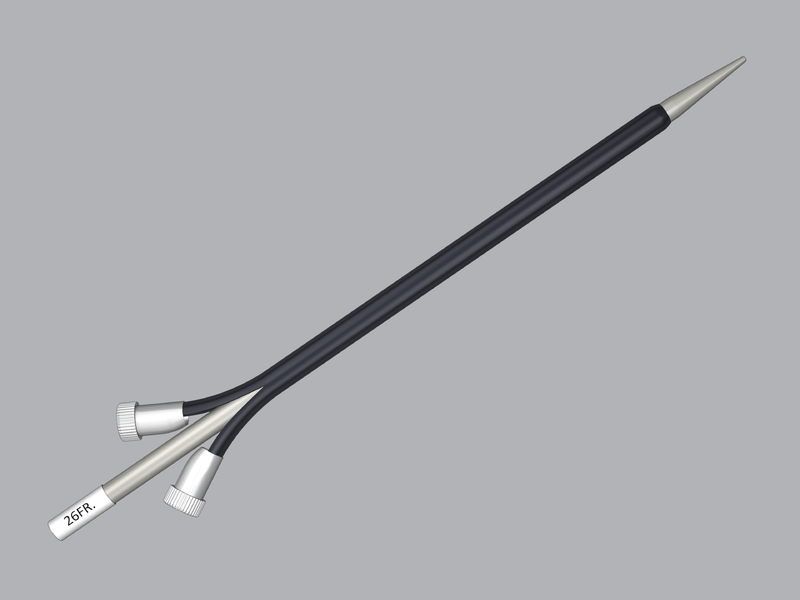 Large Peel-Away Sheath Introducer
