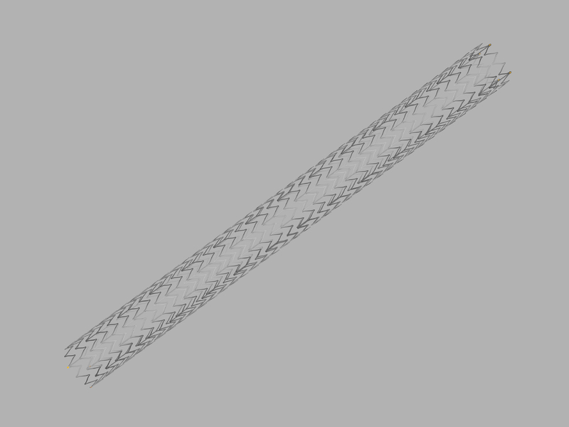 Zilver 635 Biliary Self-Expanding Stent