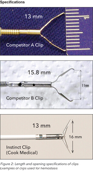 What are medical clips used for?