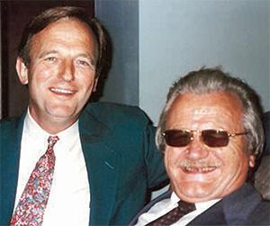 Peter Cotton and Claude Ligoury