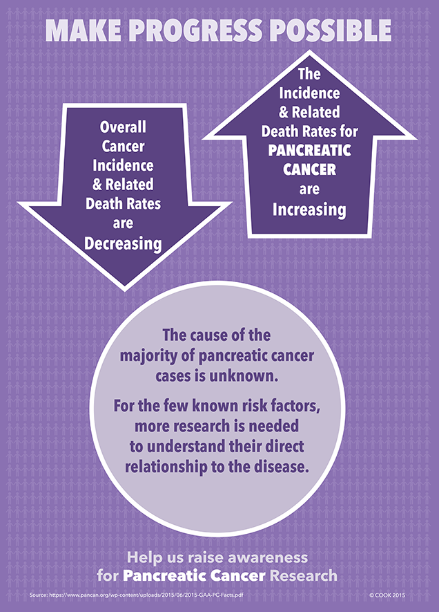 Pancreatic Cancer Infographic 2015