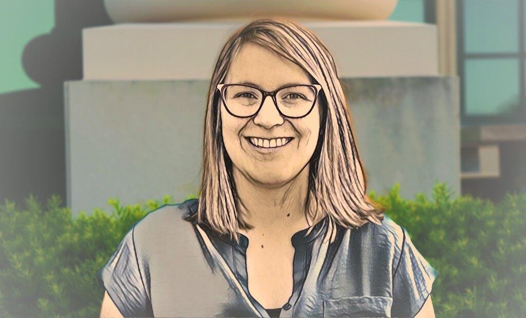 Intern Molly Cunningham spotlight