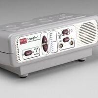 Doppler Blood Flow Monitor