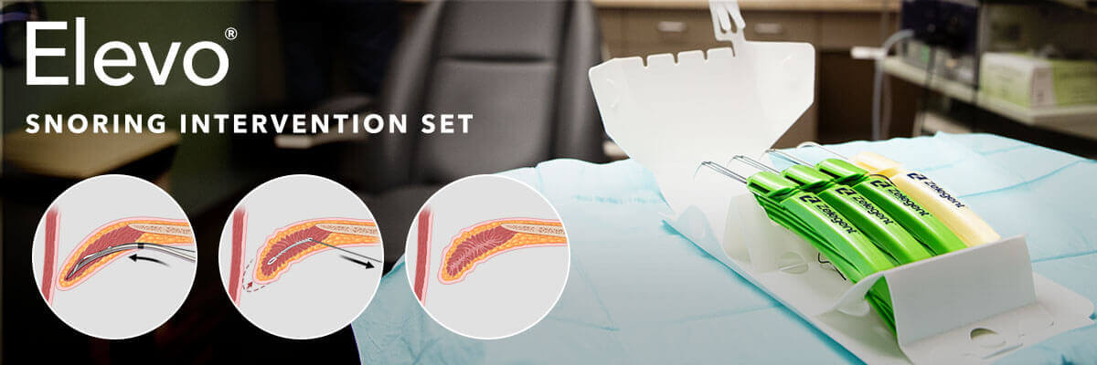 Cook Elevo Snoring Intervention Set