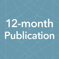 12-month Publication