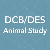 DCB/DES Animal Study
