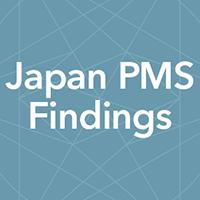 Japan PMS Findings