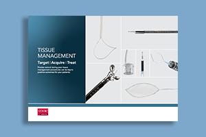 Tissue management family brochure