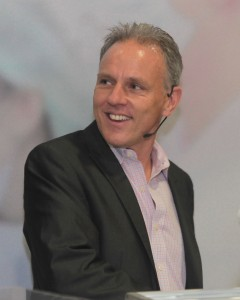 Barry Slowey, president of Cook Endoscopy/Cook Winston-Salem