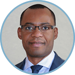 Jesse Manunga, MD head shot