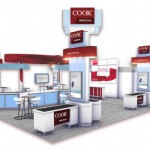 Cook SIR 2015 Booth